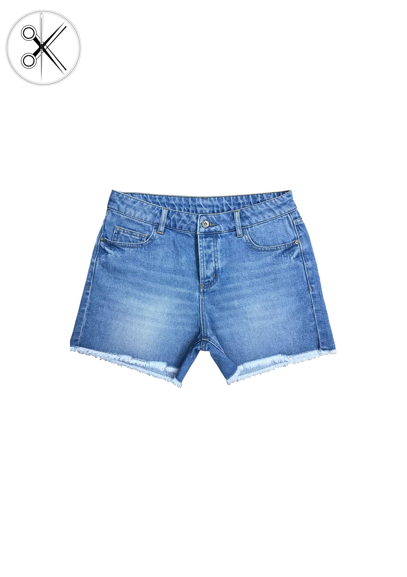 New Fashion Women's Jean Shorts