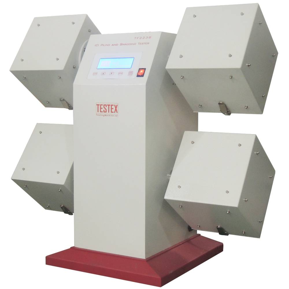 ICI Pilling and Snagging Testing Machine