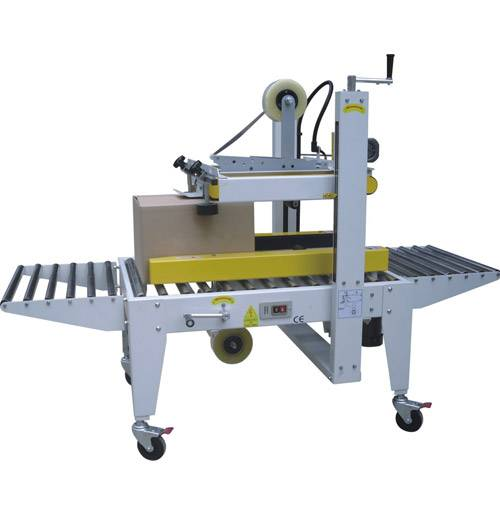 EPA-50P Top&Bottom belt case sealer