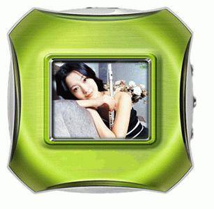Digital photo frame DPF-015C