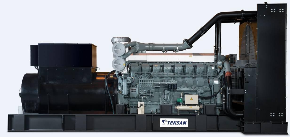 Mitsubishi Range Diesel Generator Sets