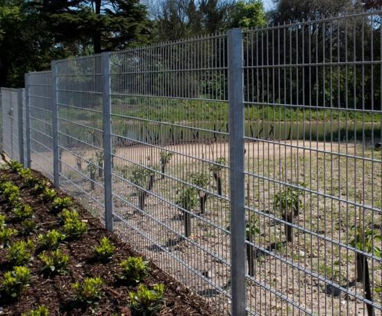 Galvanized Welded Fencing