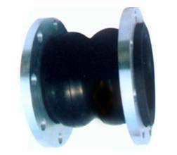 KXT-A  type  flexible double ball rubber expansion joint