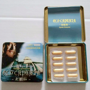 old captain male enhancement drug capsules with good price