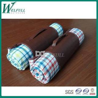 high quailty travel picnic blanket, picnic rug, becah picnic blanket