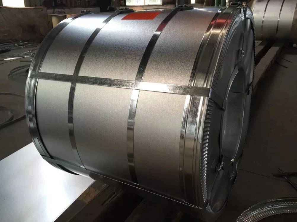 Aluzinc coated steel coil