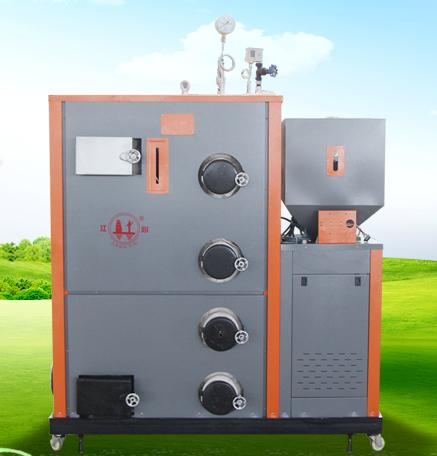 100 kg biomass steam boiler for food industry