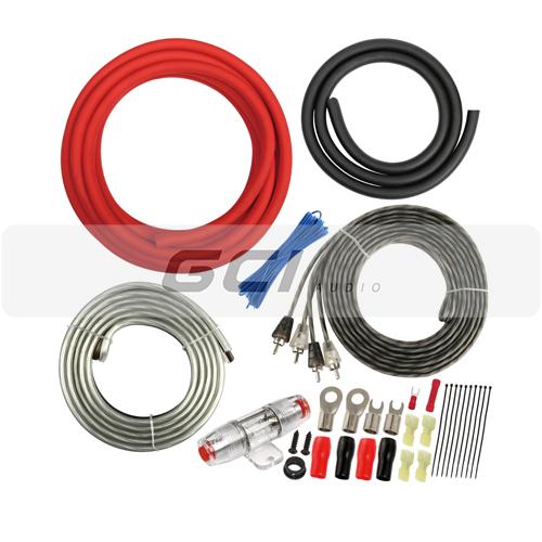 Audio car cable kits(KIT-0406)