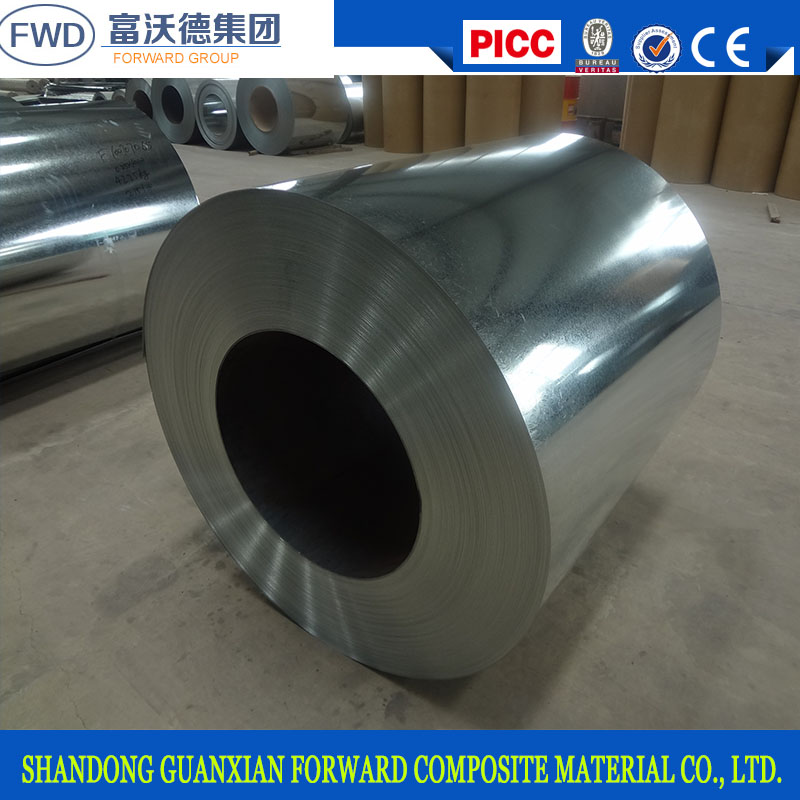 ASTM,JIS,DIN Standard GI Hot-Dipped Galvanized Steel Sheet and Coils