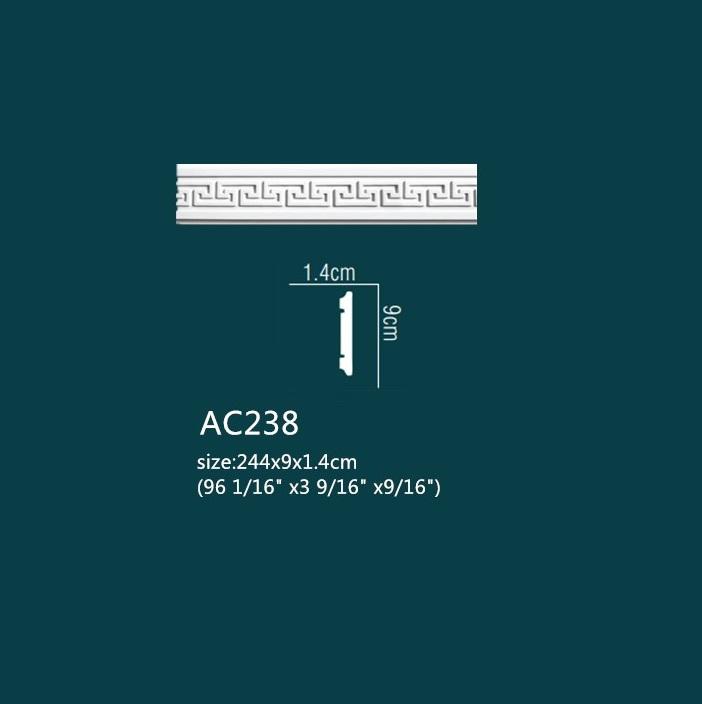 AC238PU moulding