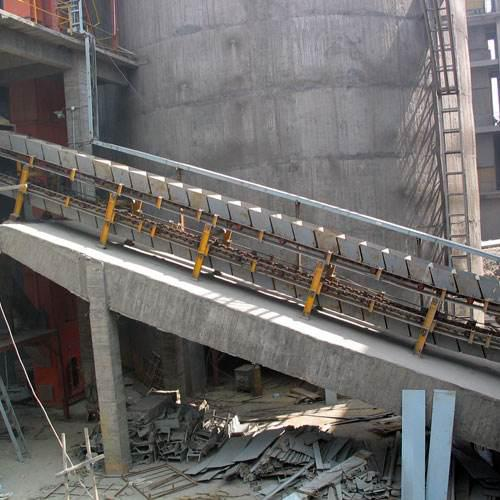 SCD/SDBF bucket-chain conveyor