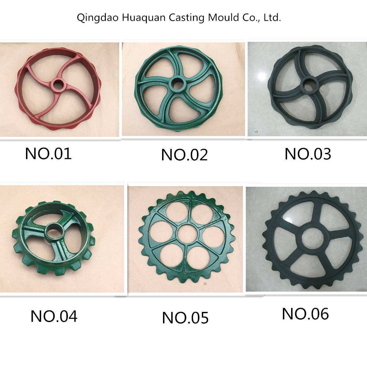Cambridge Roll Ring/Crosskill Ring/Packer Ring
