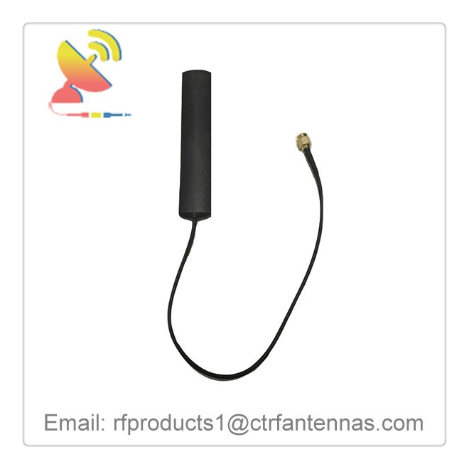 C&T RF Antennas Inc - wifi 2.4g antenna Omni dipole antenna with RG cable extender sticky mount