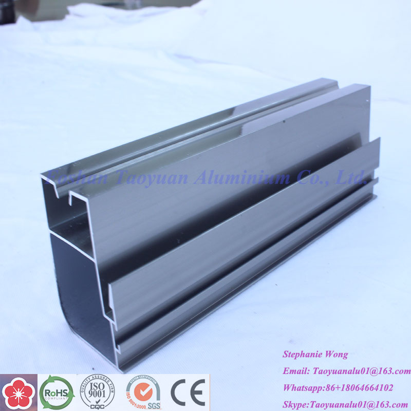 6061/6063 Extruded Aluminum Profile for Building/Furniture