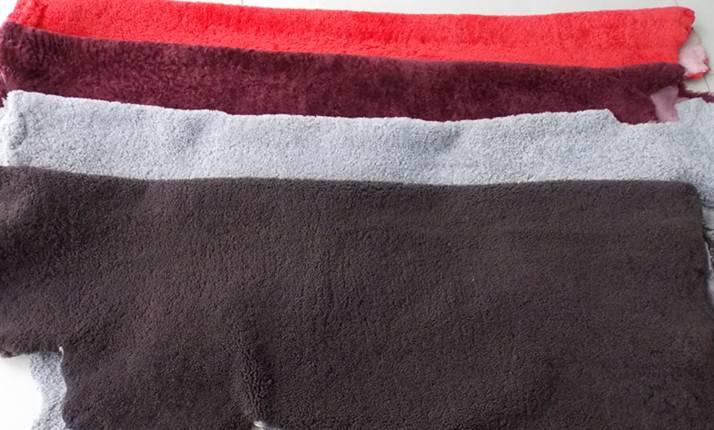 sheep skin for garment