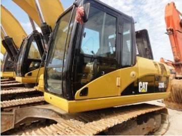 used construction carterpillar excavator CAT320D CAT320C CAT320B