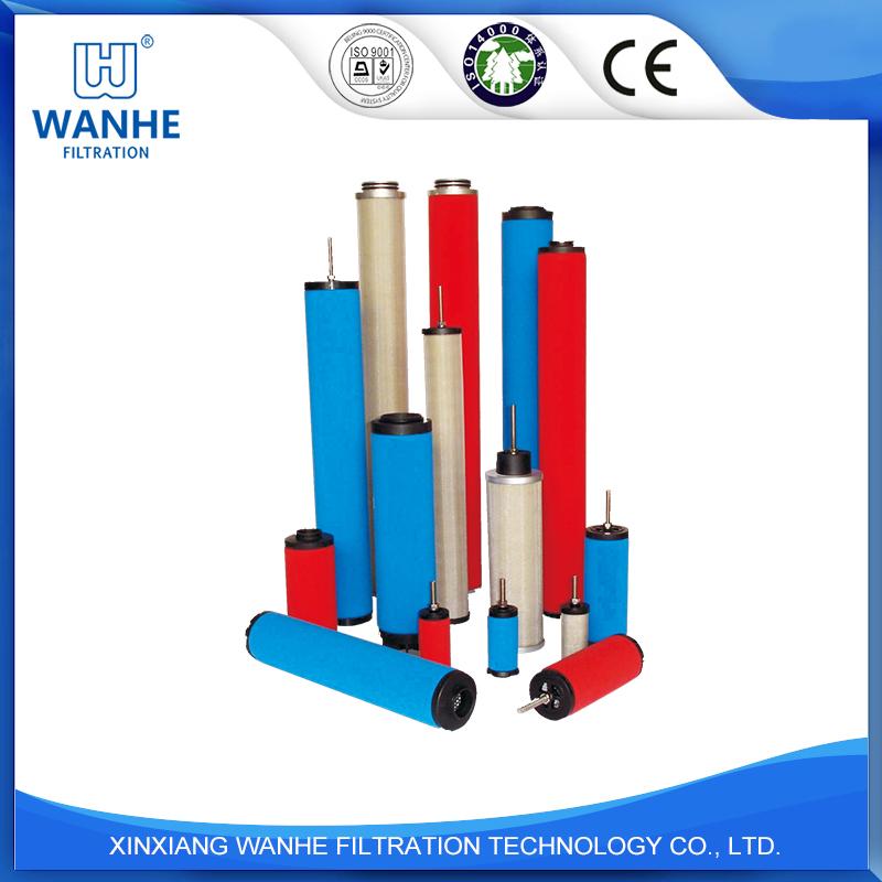 air compressor filter element high precision filter