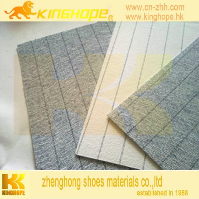 stripe insole board for shoe insole