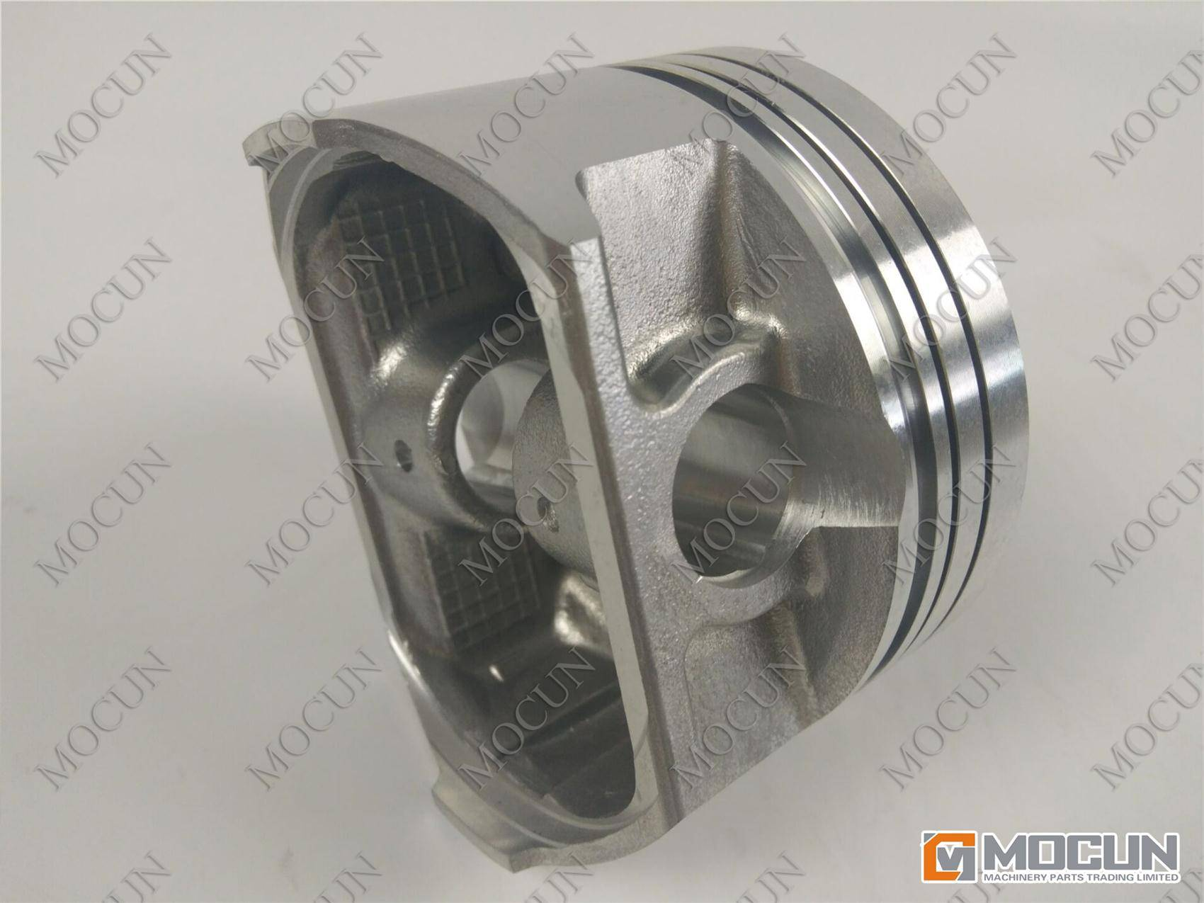 Nissan K25 engine piston