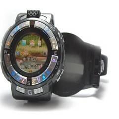 Wrist watch mobile phone KG555