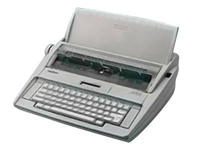 Arabic and English Electronic Typewriter