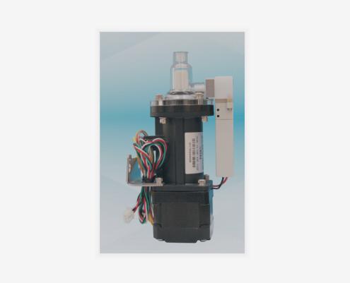 50ul-5ml precision pump (2/3 way valve integrated) for auto analyzer