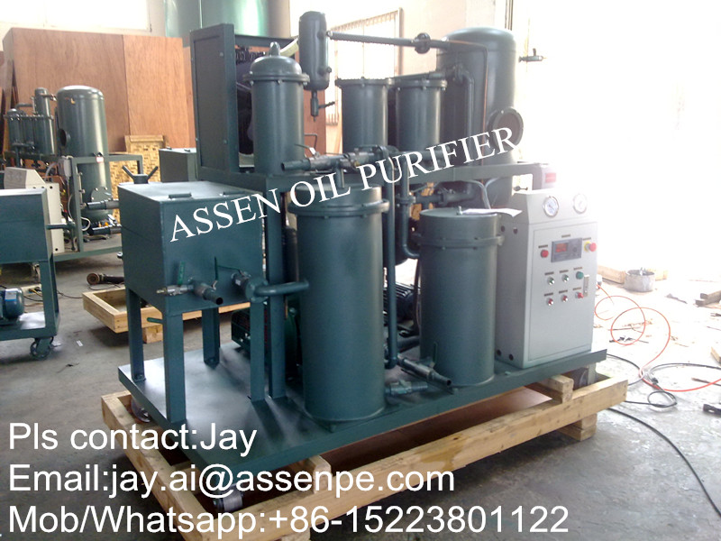 High efficiency Lubricating Oil Purifier machine,Oil Filtration Plant