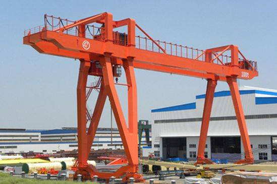 MG Lifting Container Rail Mounted Gantry Crane
