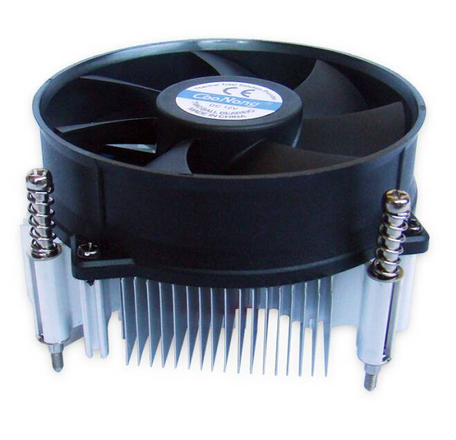 iNTEL LGA775 Socket extrusion aluminum heatsink CPU Cooler