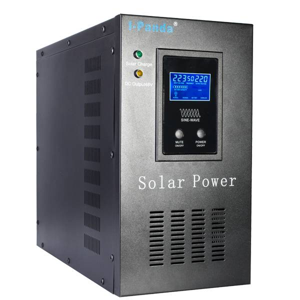 pure sine wave inverter with solar controller 3000W