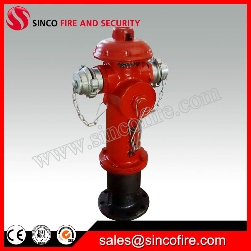 Ourdoor fire hydrant for fire fighting system