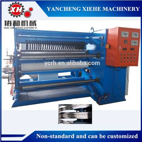 Abrasive Paper Slitting Machine