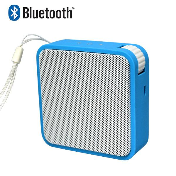 Promotional portable mini wireless speaker with fm radio
