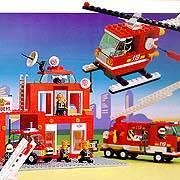 Fire Department Series