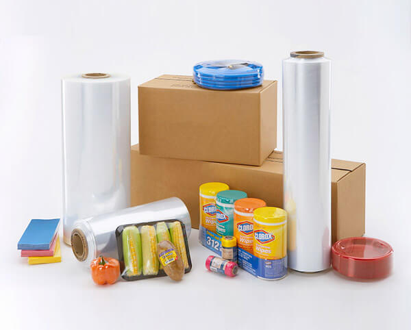 hot sale and high quality polyolefin shrink film