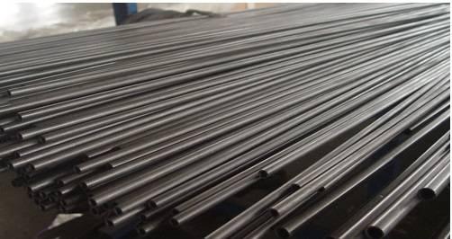 BS6323-8 Longitudinally Welded Stainless Steel Tubes