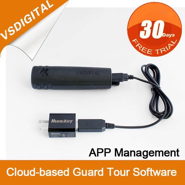 Gurad Tour Patrol Monitoring System