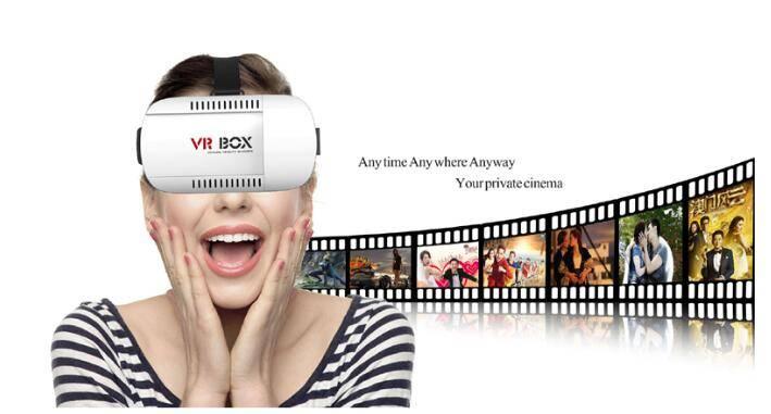 3d virtual reality headset phone 3d glasses