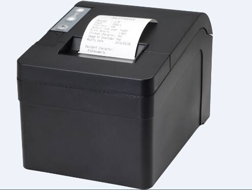 Hot selling 58mm Industrial Mobile/Portable Thermal Printer, 80mm/s Printing Speed
