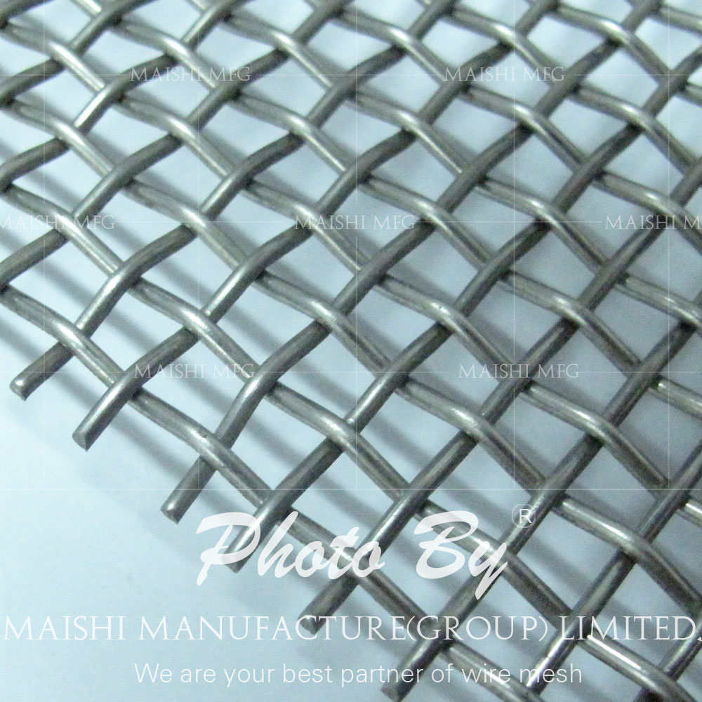 SUS316 Stainless Steel Woven Wire Mesh