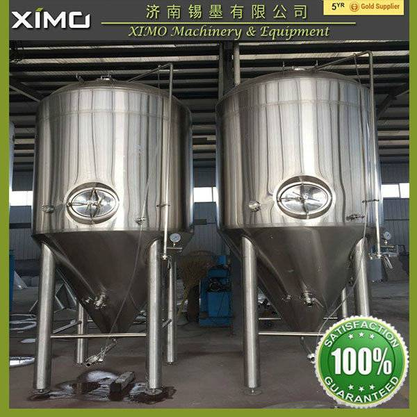 500L Stainless Steel Conical Fermentation,Beer Fermenting System