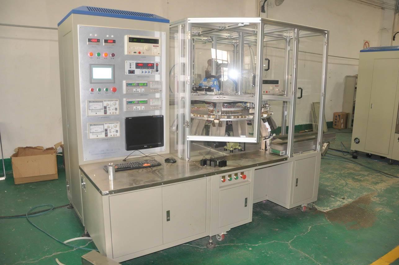 Mutil-Core capacitor testing machine
