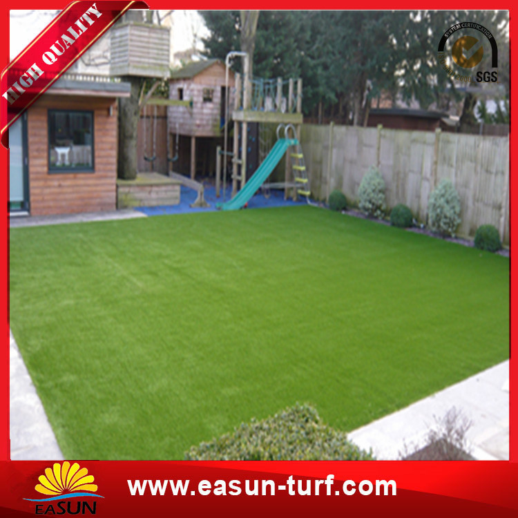 China Supplier Easy Installing Cheap Artificial Grass For Balcony-Donut