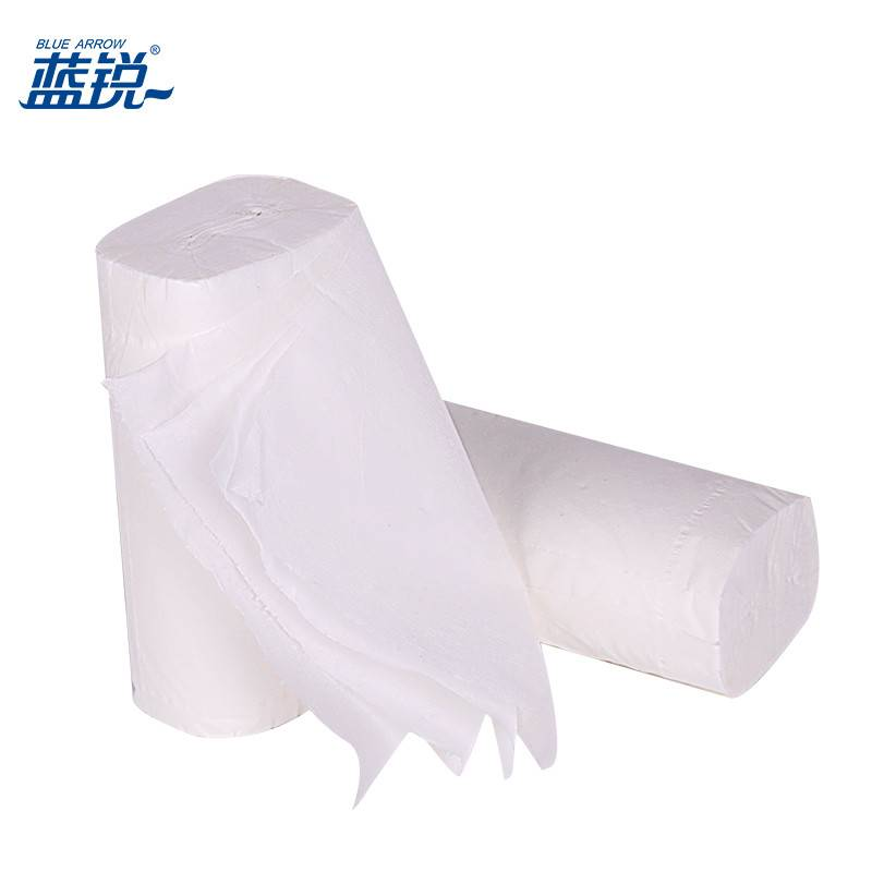 Standard Roll Size and Virgin Wood Pulp Material cheap toilet paper