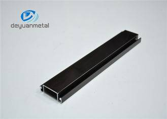 Rectangular Standard Aluminium Door Frames For House Decoration 0.8 to 5.0mm Thickness