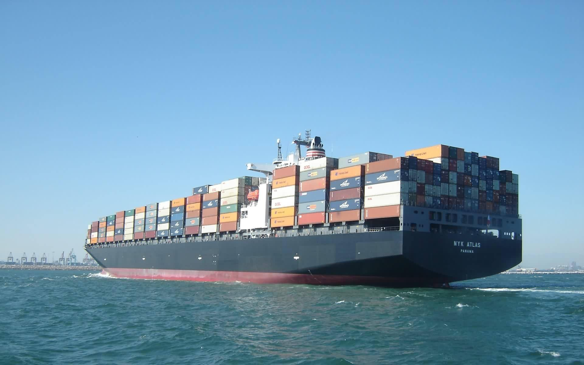 Sea Freight from China to USA & Canada
