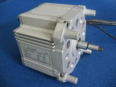 500W 11000rpm high power electric car dc motor