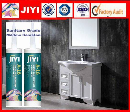 bathroom and kitchen use silicone sealant water proof