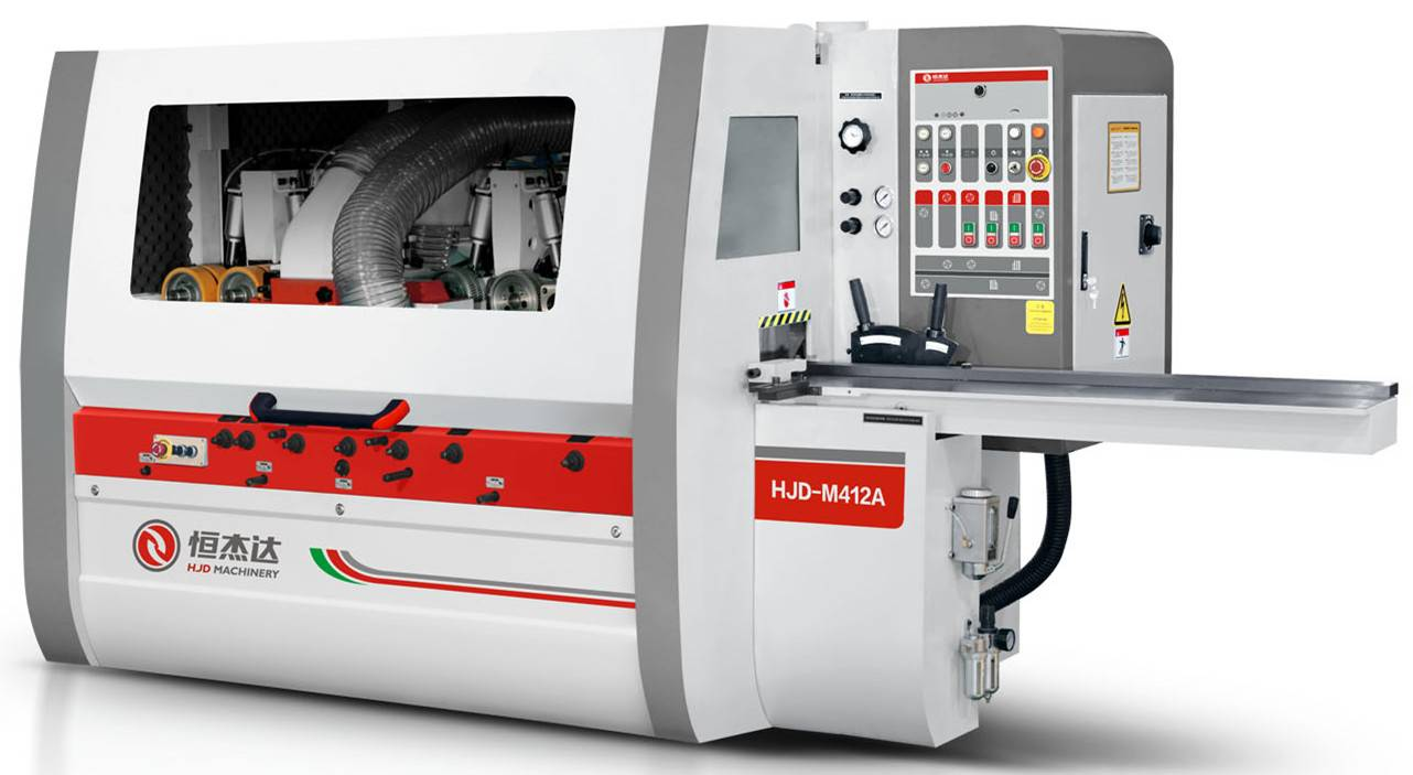 Four-Side Moulder (HJD-M412A)