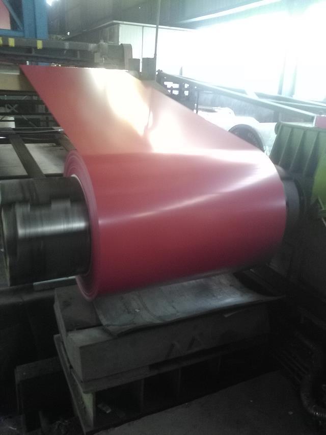 ASTM PPGI prepainted galvanized steel coil